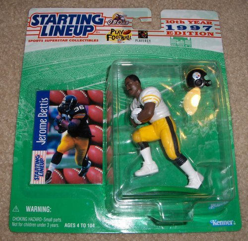1997 Starting Lineup Football Jerome Bettis by Starting Line Up