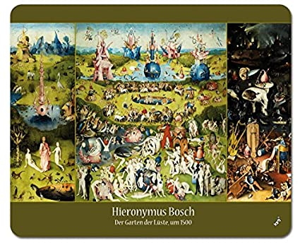 Amazoncom Hieronymus Bosch Mouse Pad The Garden Of Earthly