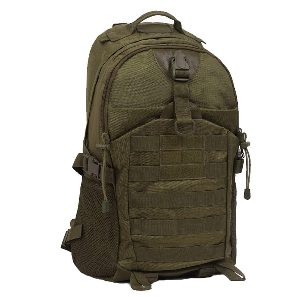 XGao Travel Hiking Bags 55L Outdoor Camping Tactical Backpack Large Size Waterproof (F) by XGao