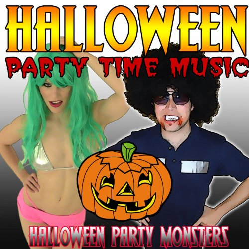 Halloween Party Time Music -