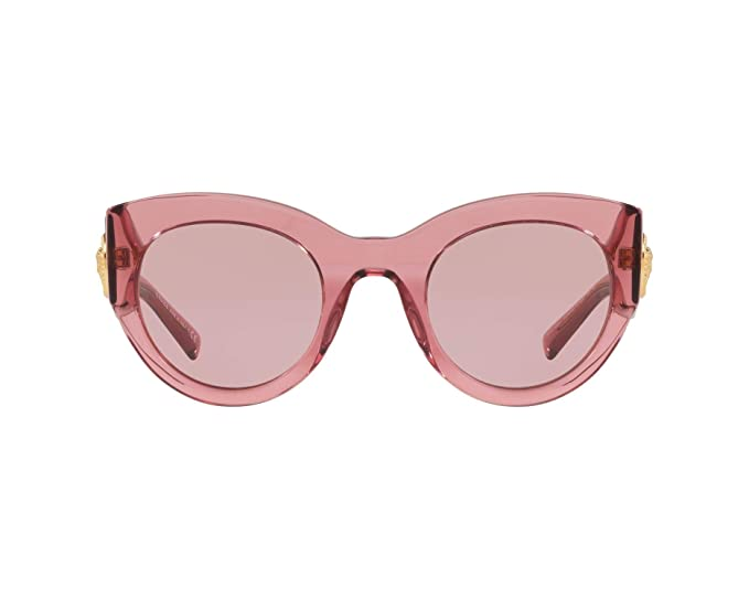 900af1d3c24 Image Unavailable. Image not available for. Colour  Versace TRIBUTE  COLLECTION VE 4353 PINK PINK women Sunglasses