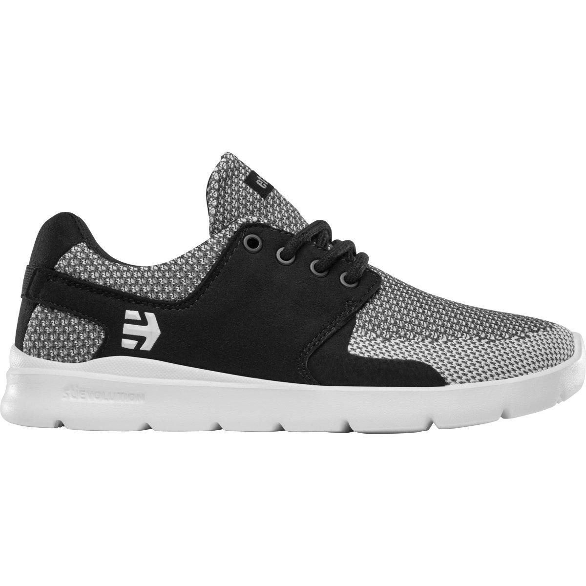Etnies Womens Scout XT Sneaker B07929R1SH 7 B(M) US|Black/Grey/White