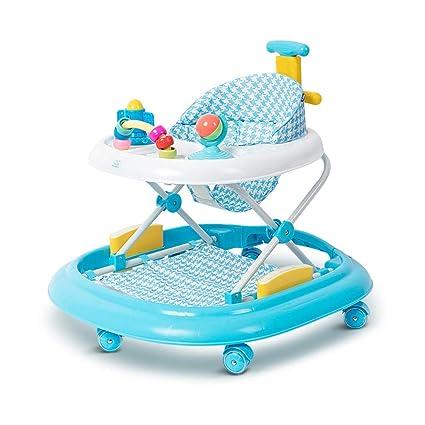 Moolo Andadores Andador para bebés, balancín Variable, Altura ...