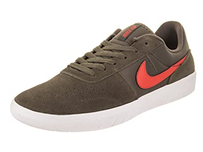 4744a49ca65654 Nike Men s SB Team Classic Ridgerock Vintage Coral Skate Shoe 8 Men US