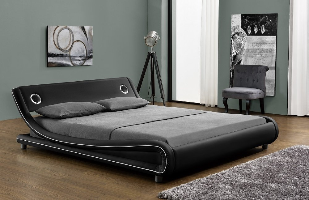 polsterbett gnstig online kaufen amazing bett cozy design bett liegehhe cm polsterbett mit. Black Bedroom Furniture Sets. Home Design Ideas