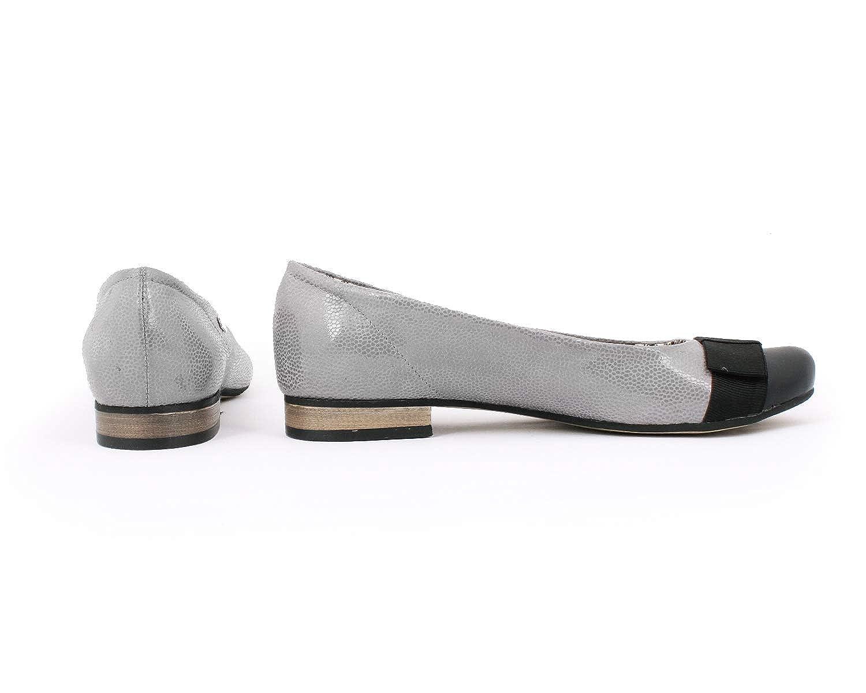 Zapato 007 Damen Ballett Grau - grau Lapki - Größe Größe Größe  38 3c8531