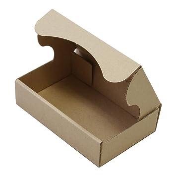 Amazon   小型ダンボール箱 10枚...