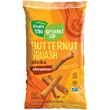 Real Food From The Ground Up Butternut Squash Stalks - 6 Pack (Cinnamon)