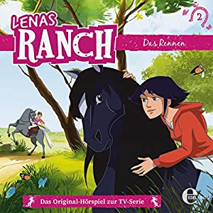 Das Rennen (Lenas Ranch 2) Hörspiel