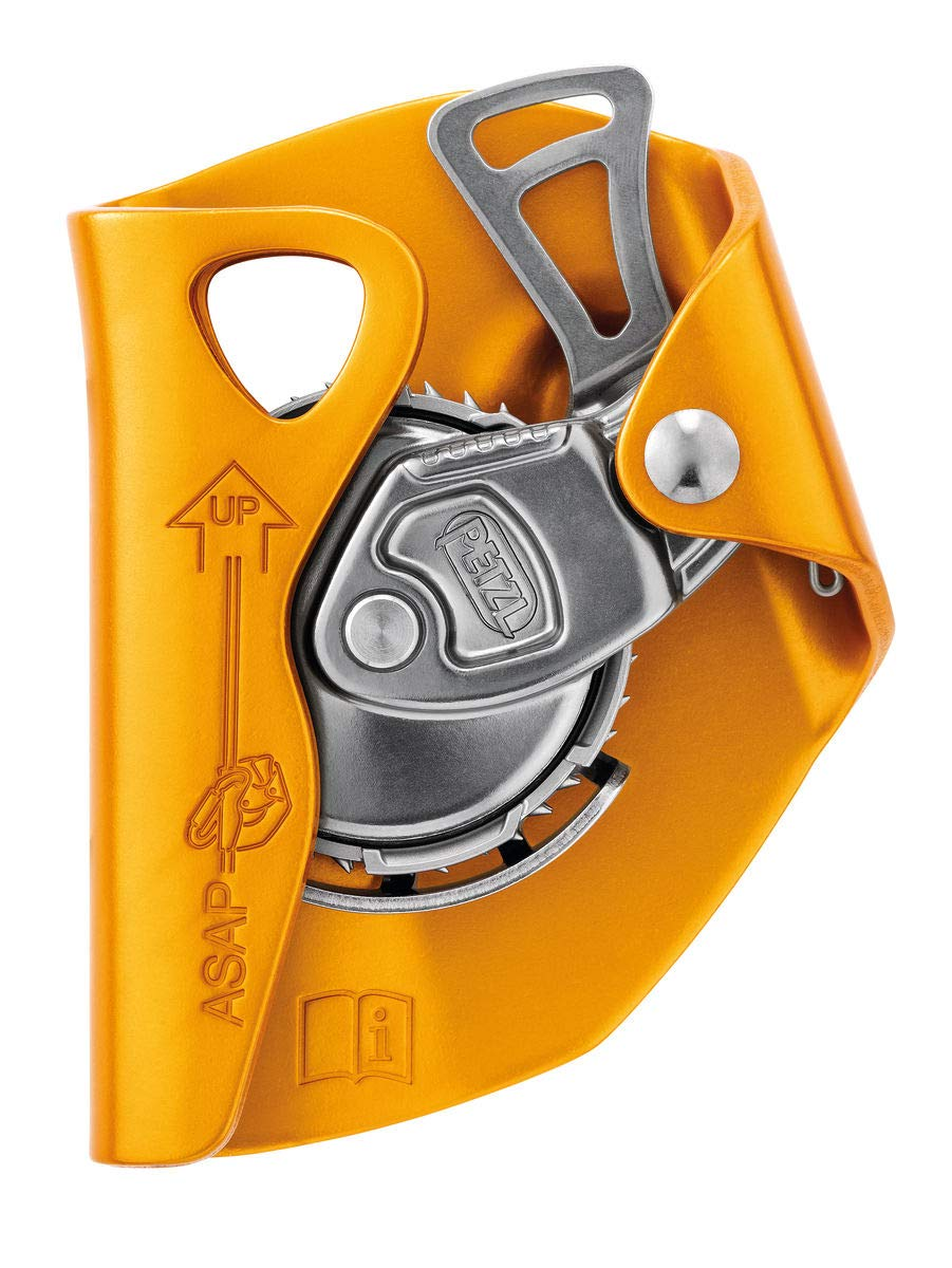 PETZL ASAP MOBILE FALL-ARREST DEVICE FOR ROPE by PETZL