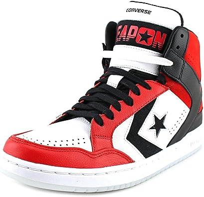 Adjuntar a Lingüística cocina  Amazon.com: Converse Weapon Mid Dr. J Hombres de baloncesto zapatillas 10:  Shoes