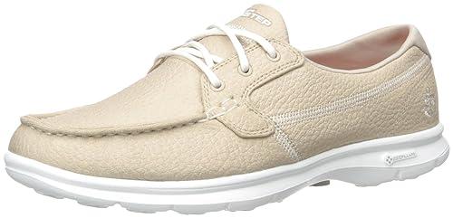 22b317988f8 Skechers Go Step-Riptide, Náuticos para Mujer: Amazon.es: Zapatos y  complementos