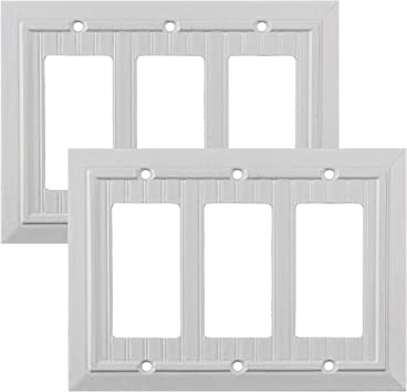 Tapa ciega para caja de luz, Classic de SleekLighting.: Amazon.es: Bricolaje y herramientas