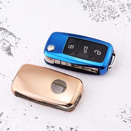 Kaktus Autoschlüssel Schutzhülle Für Volkswagen Skoda Elektronik
