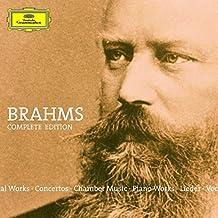 Brahms: Complete Works - 46 CD Set