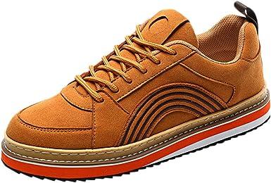 Darringls Zapatillas de Deporte para Hombre, Zapatillas de Deportes Hombre Mujer Zapatos Deportivos Aire Libre para Correr Calzado Sneakers Gimnasio Casual 39-44: Amazon.es: Ropa y accesorios