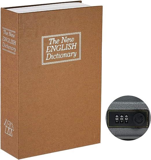 Weehey Caja de Seguridad con Caja de Seguridad Oculta con ...