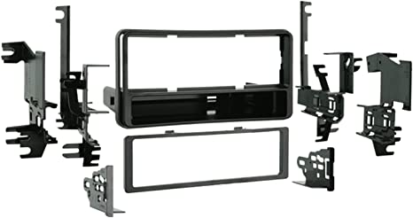 ASC Double Din Car Stereo Dash Kit and Wire Harness for some Scion Toyota Compatible Vehicles Listed Below Other