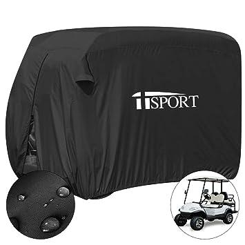 iiSport - Funda para Carrito de Golf, Impermeable, para Yamaha y Club Car,