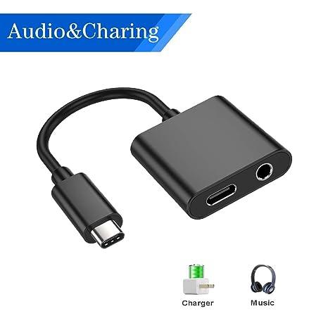 Pixel 2 Headphone Adapter Bribass In 1 USB Type C To 35mm