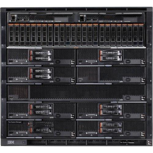 Lenovo System 8721E3U Flex System Enterprise Chassis PureFlex Retail