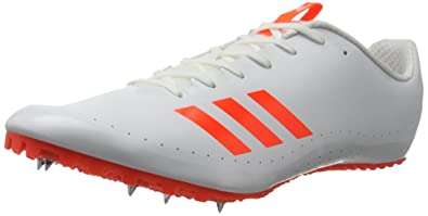 reputable site c0f1d e8c74 adidas Sprintstar, Chaussures dAthlétisme Homme, Multicolore FTWR  WhiteSolar Red,