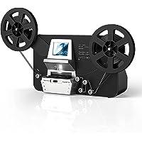 escáner de película Super 8 – Normal 8 Incluye Tarjeta SD de 32 GB digitalizador de película Digitalización Super 8…