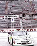 AUTOGRAPHED 2011 Dale Earnhardt Jr. #88 AMP Sugar Free Racing (Practice) Signed NASCAR 8X10 Glossy Photo with COA