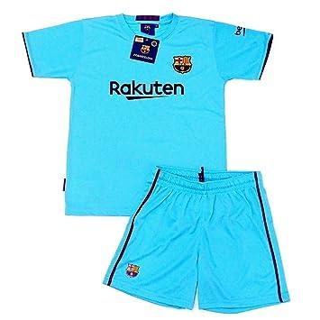 Inmaculada Romero TM Uniforme FC Barcelona réplica Oficial Junior Segunda equipación [AB4937]: Amazon.es: Deportes y aire libre