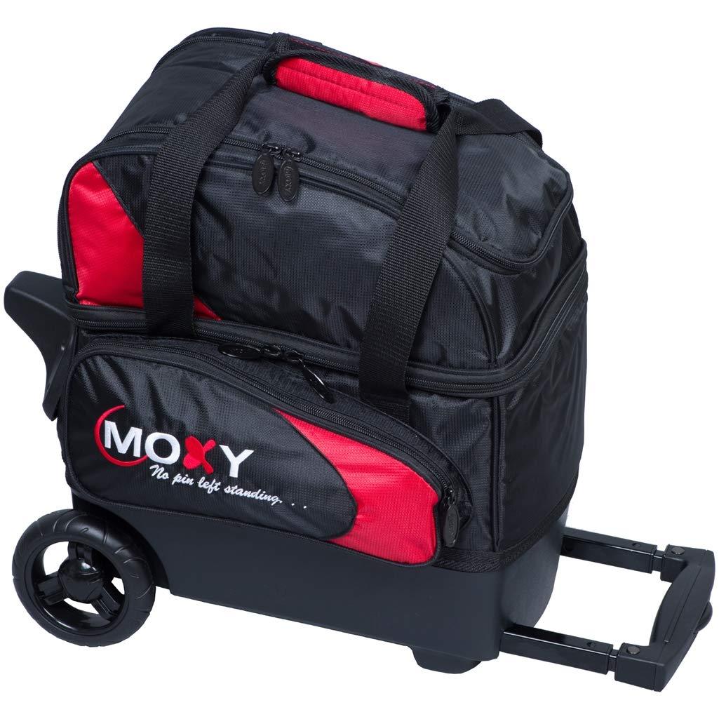 激安 Moxy Singleデラックスローラーボーリングバッグ Moxy B00TGV4VCC レッド/ブラック レッド B00TGV4VCC/ブラック, アズマネット:4155292b --- fenixevent.ee