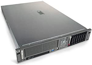 HP Proliant DL380 Gen5 Server with 2x2.66GHz Quad Core Processors and 8GB Memory - - 2X146GB 10K SAS Hard Drives - No OS -