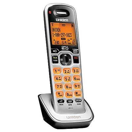 amazon com uniden dcx160 accessory handset for d1600 series rh amazon com