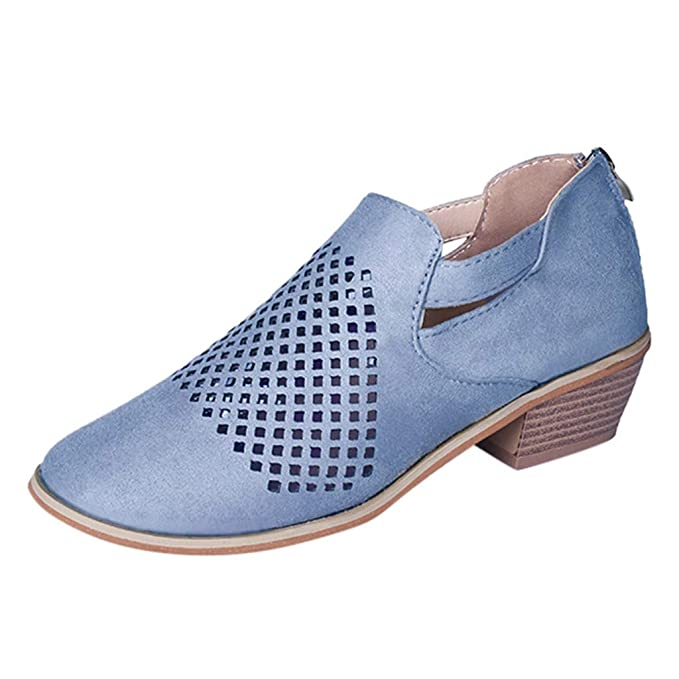 Zapatos Mujer Primavera Zapatos Botines Cortos Botines Inglaterra BritáNica Planos de Mujer Señoras y señoras de la Moda de Primavera Zapatos de Tobillo ...