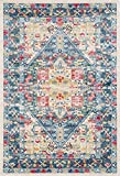 Cheap Lux Weavers 6197 Multi Colored Oriental 5 x 7 Area Rug Carpet Large New