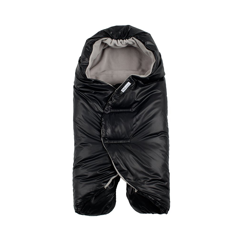 7AM Enfant Nido, Black, Large 7 A.M. Enfant ND100L-BK