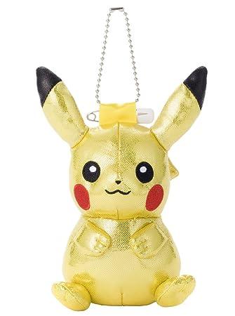 Pokemon Pikachu rellenoe el juguete de placas de 16 cm ...