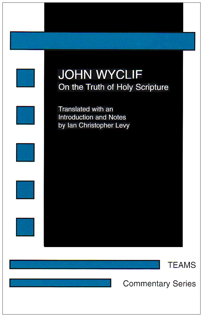 Download On the Truth of Holy Scripture (Commentary Series) PDF