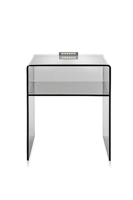 Iplex Design Lyn LED Comodino Luminoso con LED Incorporato ...