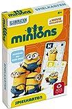 Ass Altenburger 22578000 - Minions, Spielkarten Oder Mau Mau