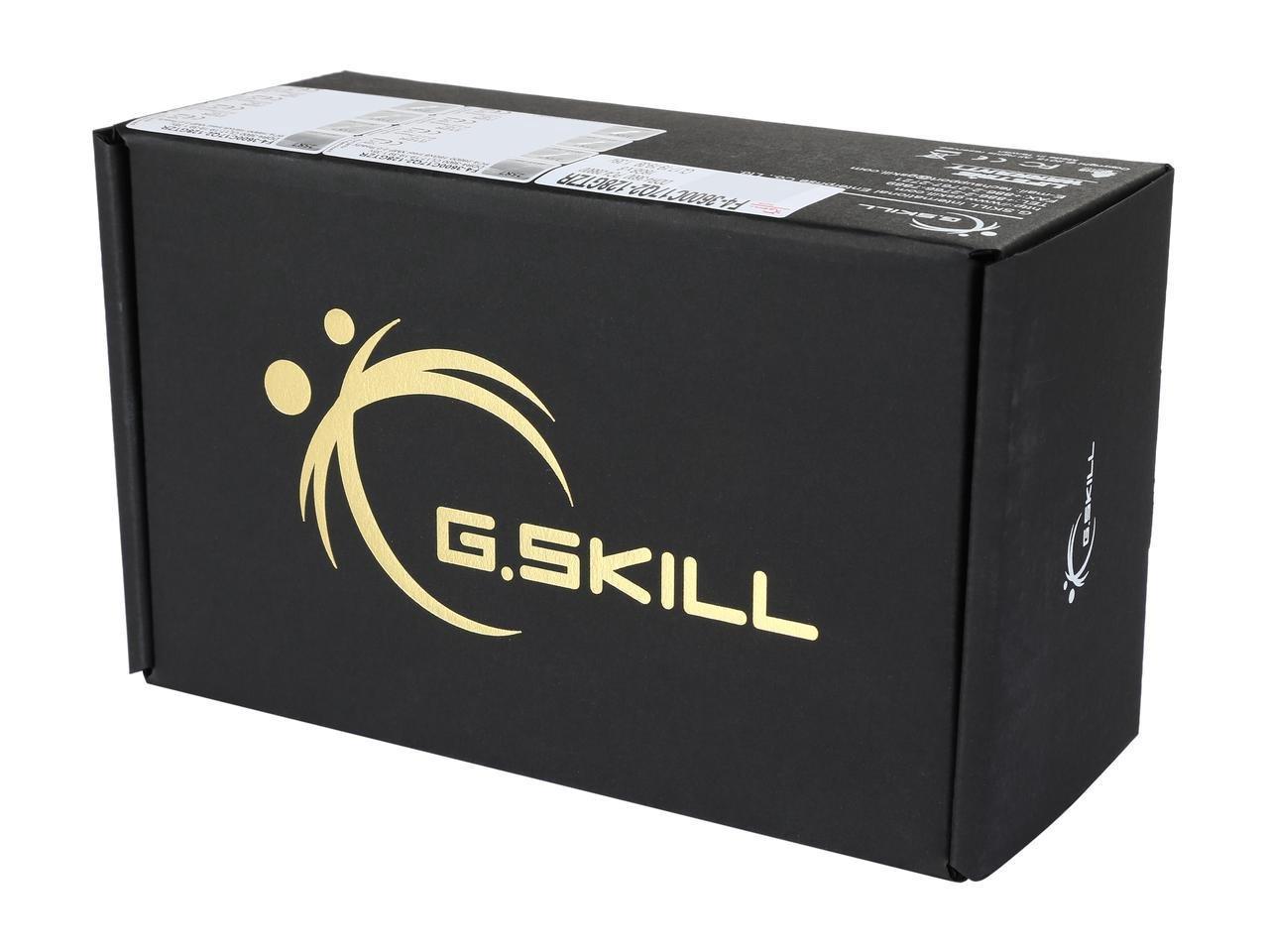 G.SKILL TridentZ RGB Series 128GB (8 x 16GB) 288-Pin DDR4 3333MHz DIMM F4-3333C16Q2-128GTZR by G.Skill (Image #4)