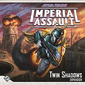 Imperial Assault: Twin Shadows Expansion Board Game