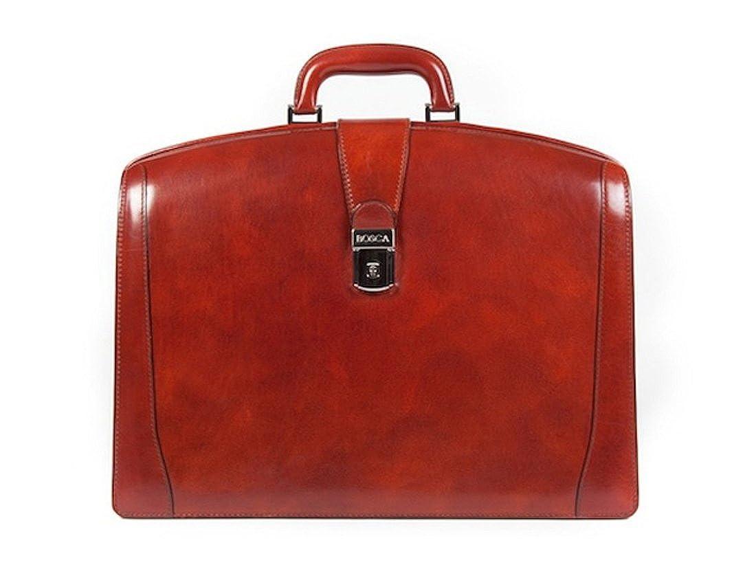 [ボスカ] Partners Men`s Brief Bag パートナーズメンズブリーフバッグ [並行輸入品] Free Size Cognac B076WZMRV1