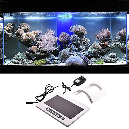 WIDEN LED Aquarium Fish Tank Light Mini Energy-saving Lamp With Capacitor