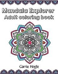 Mandala Explorer Coloring Book