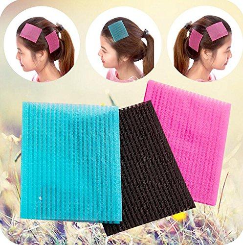 10PCS Hair Fringe Stickers-Magic Hair Fixed Clip Hairpin Hair Styling Accessories(Color Random) Elandy