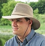 Henschel Breezer Hat with CoolMax Band