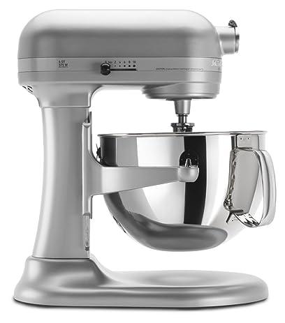 Amazon.Com: Kitchenaid Kp26M1Xnp 6 Qt. Professional 600 Series