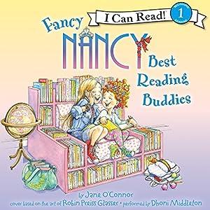 Fancy Nancy: Best Reading Buddies Audiobook