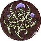 Wild Thistle - Cast Paper - Scottish - purple - highland - scots - scotland