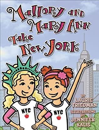 book cover of Mallory and Mary Ann Take New York
